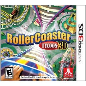 rollercoaster tycoon 3d release date