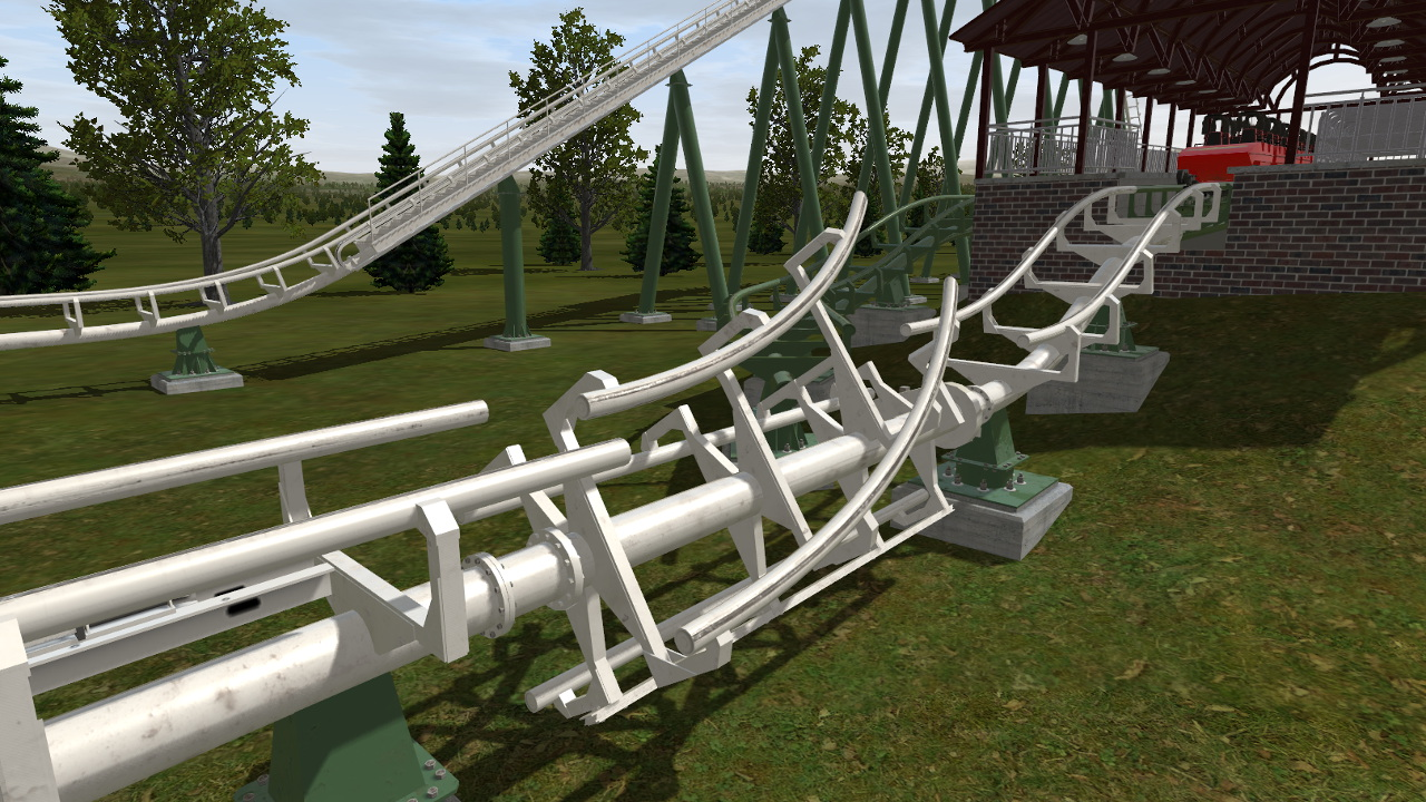 nolimits 2 track switch