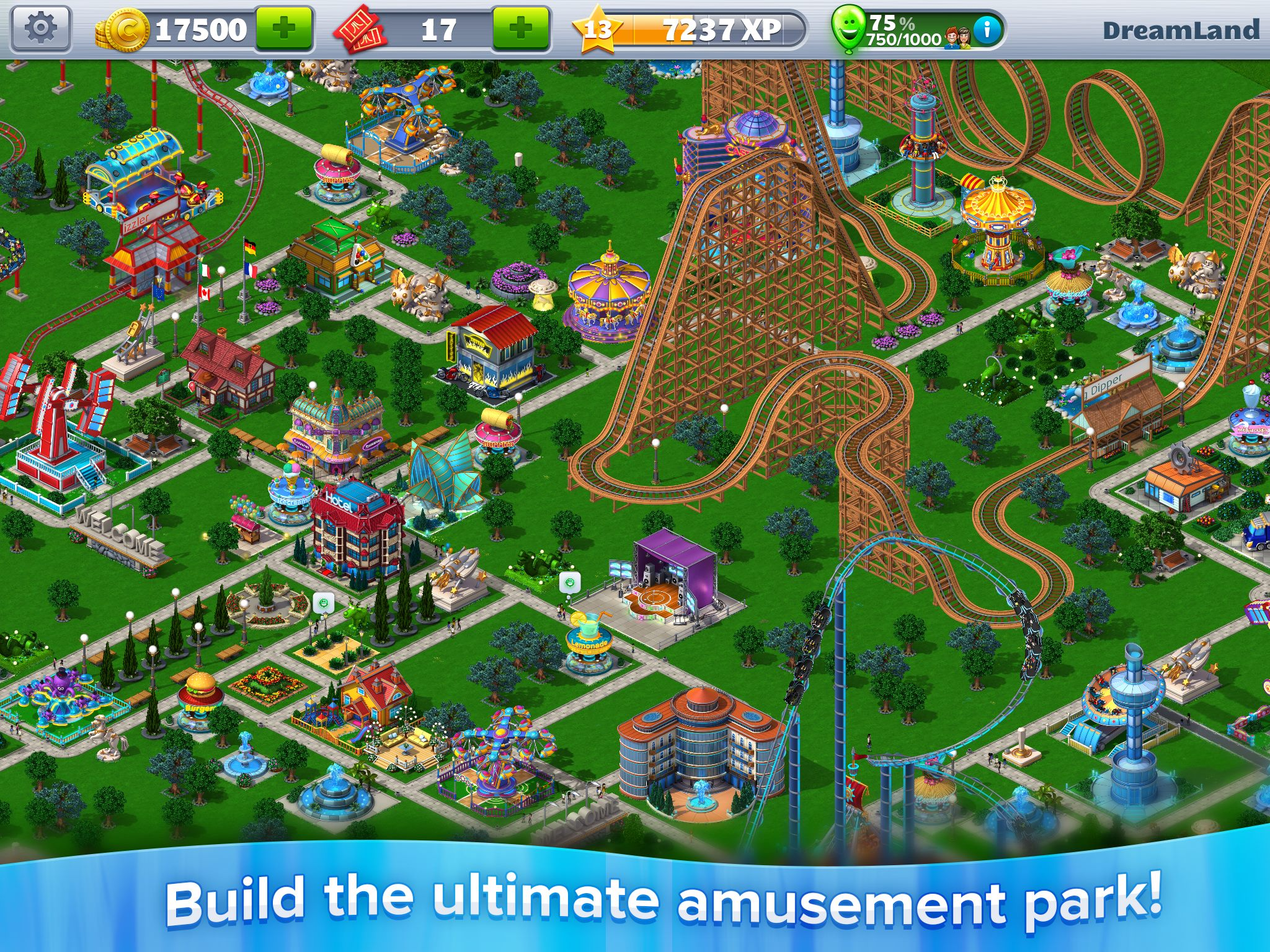 rct4m rollercoaster tycoon 4 mobile