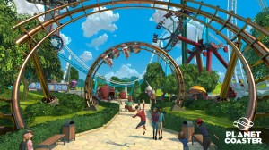 planet coaster release date