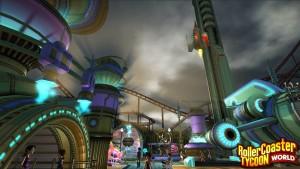 rollercoaster tycoon 4 screenshot