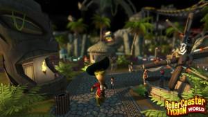 rollercoaster tycoon 5 screenshot