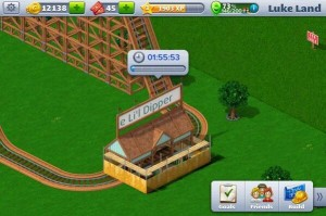 rollercoaster tycoon 4 mobile android version