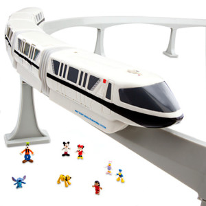 disney monorail toy