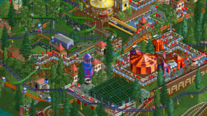 rollercoaster tycoon classic mobile game